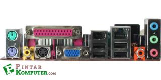 Pengertian dan Macam-Macam Port I/O (Input / Output)