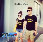 batman hitam