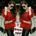 joanne-merah-baju-rajut-korea-termurah-di-Bandung