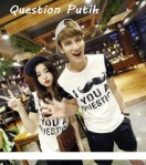 question putih 85rb